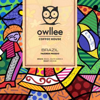 Кафе Brazil Fazenda Passeio