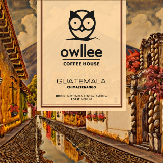 Кафе Guatemala Chimaltenango