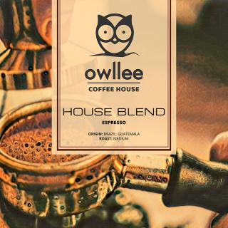 кафе House Blend