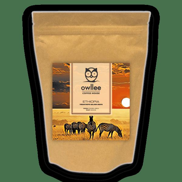 специално кафе Етиопия